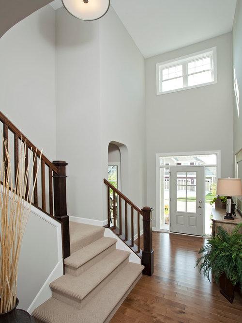 Houzz Foyer Paint Colors : Repose gray sherwin williams houzz