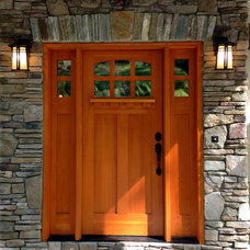 Craftsman Entry by The Boulders Realty, LLC