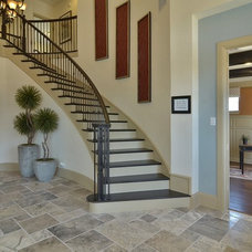 Traditional Entry by David Weekley Homes