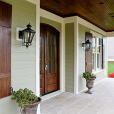 Traditional Entry by Stonecroft Homes