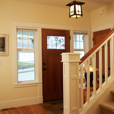 Craftsman Entry by Bungalow Company
