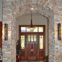 traditional entry by Zoleta Lee Designs