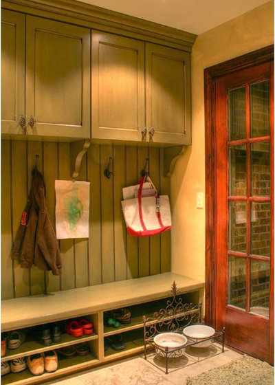 Traditional Entry The Forgotten – Mud Room : Design Inspiration Blog