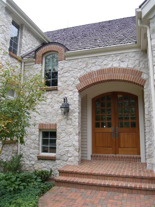 Brick Stoop Home Design Ideas Pictures Remodel And Decor: Save Email