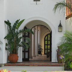 mediterranean entry by The Front Door / Dwayne Carruth