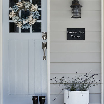 The Lavender Blue Cottage
