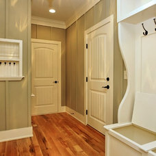 Transitional Entry by Homes By Dickerson