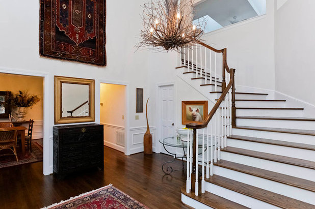 Traditional Entry by Susan Dodds Prudential C Dan JoynerBuilding Permits  10 Critical Code Requirements for Every Project. Minimum Bedroom Size Building Code Australia. Home Design Ideas