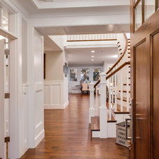 Traditional Entry by Axiom Luxury Homes