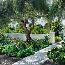 Contemporary Entry by bill bocken architecture & interior design