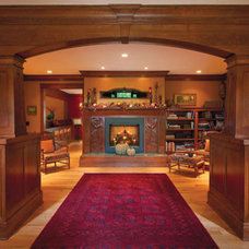 Craftsman Entry by Housetrends Magazine