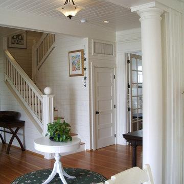 The Washington House, Seabrook, WA