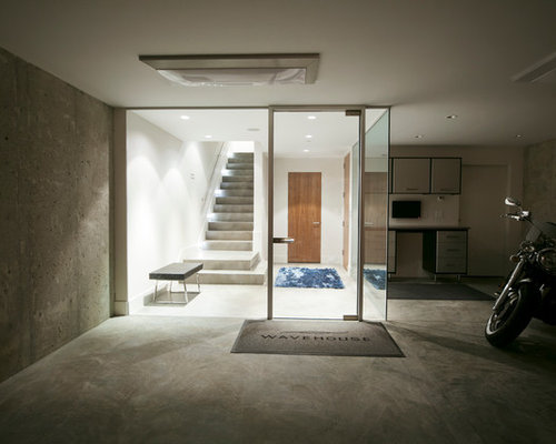 Underground Garage Houzz