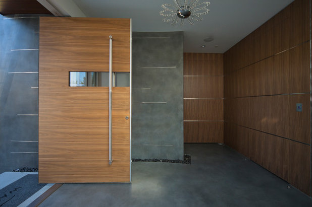 Modern Entry by kbcdevelopments