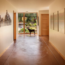 Contemporary Entry by Gelotte Hommas Architecture