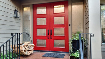 ThermaTru Pulse Fiberglass Door