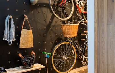 Bikes, Clubs and Surfboards: Storage for Bulky Sports Equipment