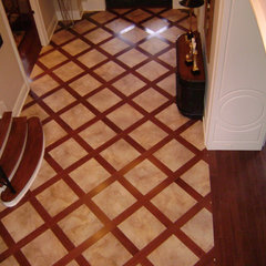traditional entry by David's Abbey Carpet & Floors