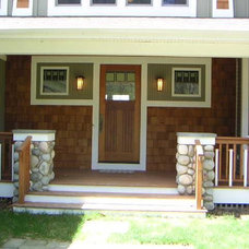Traditional Entry by Image Design LLC