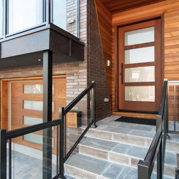 Toronto Design Modern House Exterior