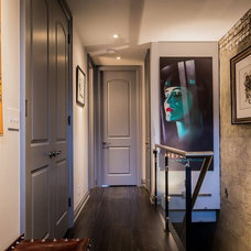 Eclectic Entry by Pekota Design