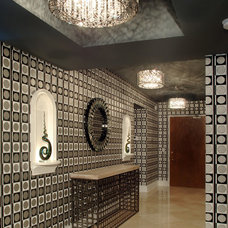 Contemporary Entry by Robin Lechner Designs