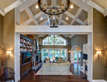 Traditional Cape Cod remodel
