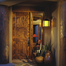Traditional Entry by Bess Jones Interiors