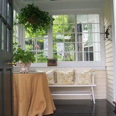 Traditional Entry by Christine Tuttle Interior Design