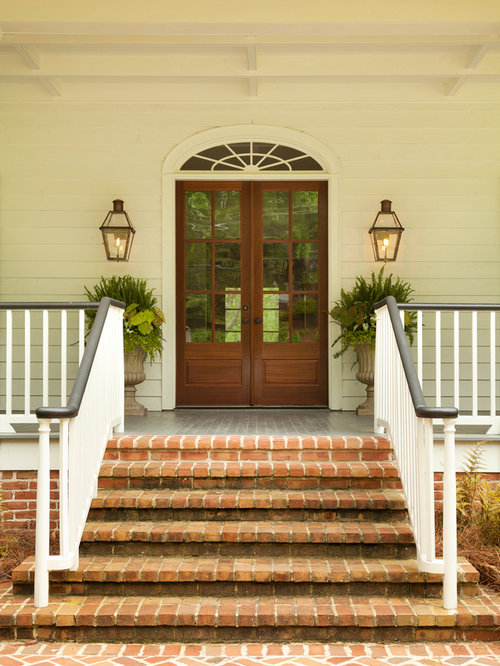Front Door Steps Home Design Ideas, Pictures, Remodel And