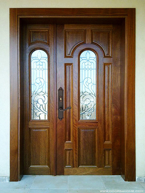 Residential luxury door collections for Residential entry doors