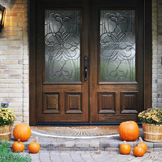 Traditional Entry by Doors4Home