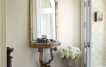 Give Your Victorian Hallway a Modern Slant