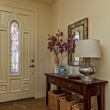 Traditional Entry by Christine M. Mettler/ToH Design Studio