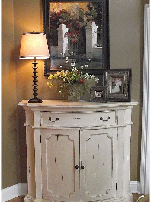 Foyer Entrance Decorating Ideas : Decorating an entryway houzz