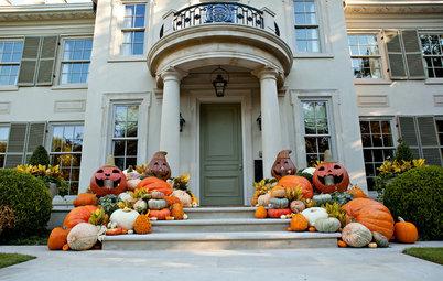 Les étranges idées déco d'Halloween