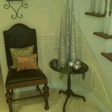 Traditional Entry by The Expert Touch Interiors