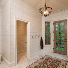 Traditional Entry by Raymac Remodeling