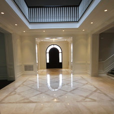 Traditional Entry by Cazan Design Group