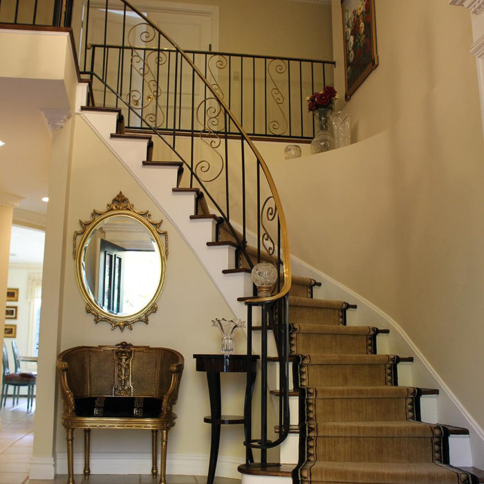 Traditional Home Redesign Woodmere, NY