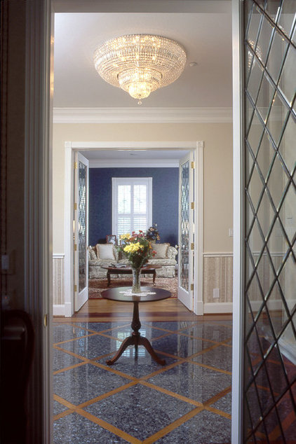 Traditional Entry by Morningside Architects LLP