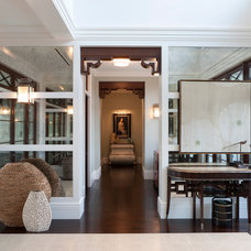 Transitional Entry by deakins design group