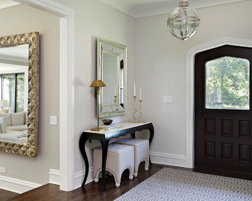 Console table seating ideas, pictures, remodel and decor