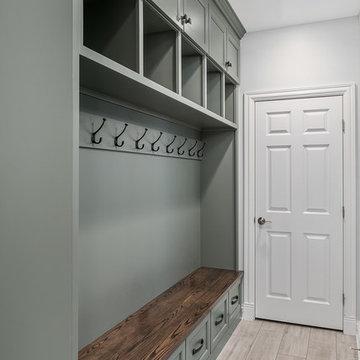 Transitional Kitchen & 1st Floor Bonnema Remodel - Naperville