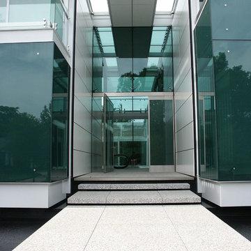 Translucens Entrance Pivot Door