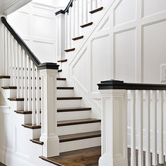 traditional entry by TRG Architects