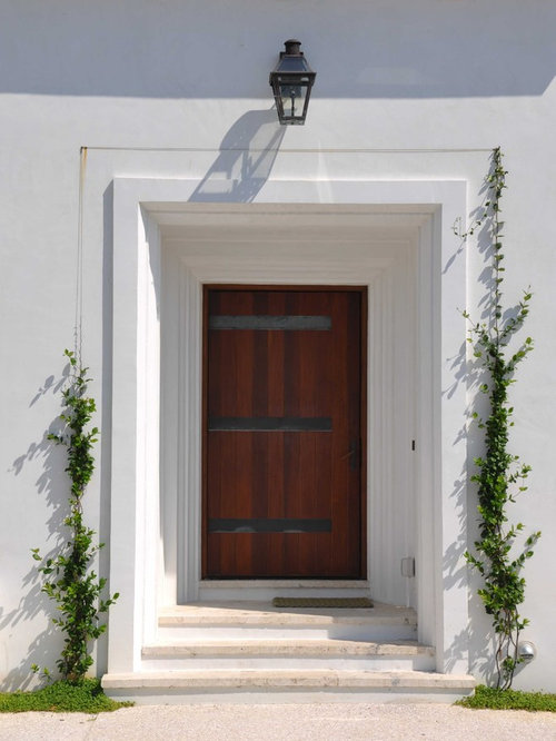 Recessed Front Door | Houzz