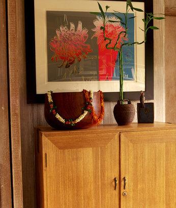 عکس گل بامبو