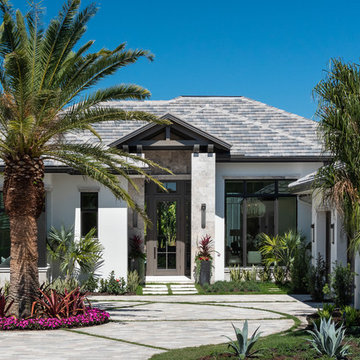 Tropical Resort Style Oasis