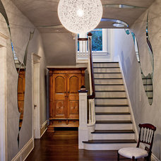 Contemporary Entry by Jessica Helgerson Interior Design